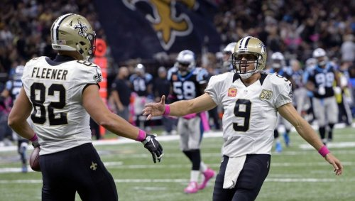 Playing Drew Brees in the Superdome is always a dangerous proposition. (Getty Images)