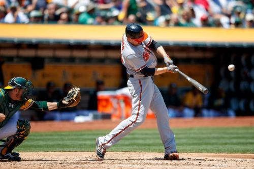 Mark Trumbo is poised to cash in after a massive 2016. (Getty Images)