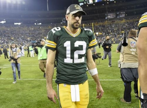 The Packers have alot of issues but every finger will point to one man to save them. (Getty Images)