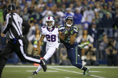 The Bills secondary must improve in their final 7 games of the season, including shaky play of Ronald Darby. (Getty Images)