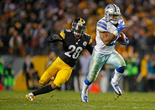 Watching Ezekiel Elliott is one of the most enjoyable things in football. (Getty Images)