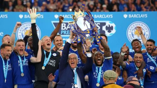 Following Leicester City this season was some of the most fun I've ever had watching sports. (Getty Images)