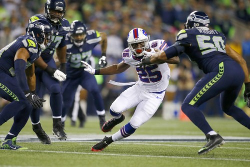 Shady McCoy will have to be the difference against a disappointing, but talented Bengals team. (Getty Images)