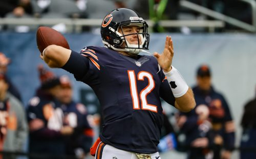 Matt Barkley (yes that Matt Barkley) may be the key for DraftKings domination this week. (Getty Images)